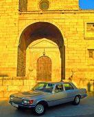 Mercedes Clase S 1976