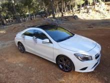 Coche de Boda (Mercedes Benz CLA)