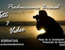 Producciones Bernal Foto Y Vídeo