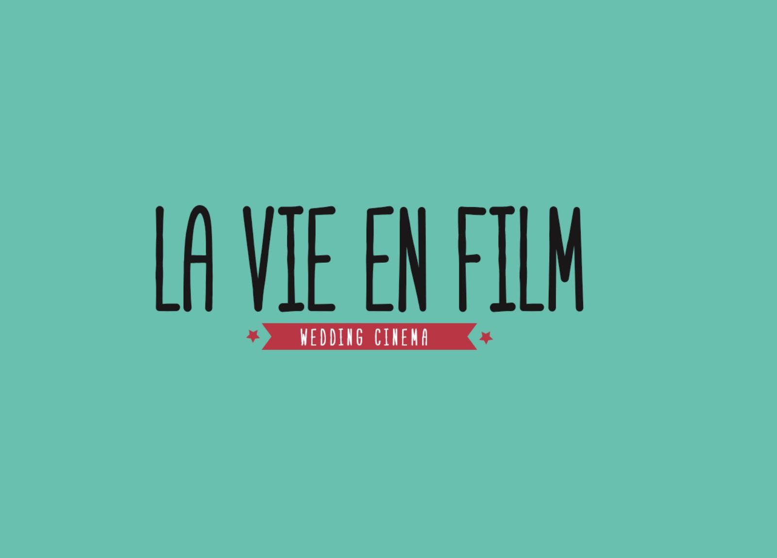 LOGO LA VIE EN FILM face