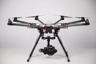 zeppeline drones