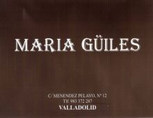 Boutique María Güiles