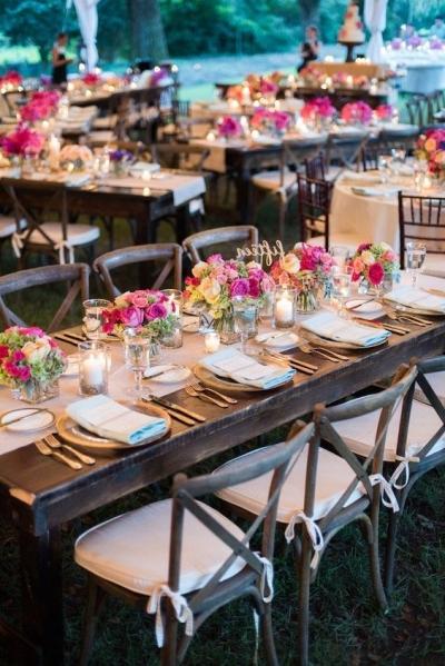Los platos favoritos de los invitados a una boda