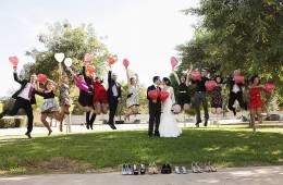 Diez detalles de boda personalizados para invitados tradicionales