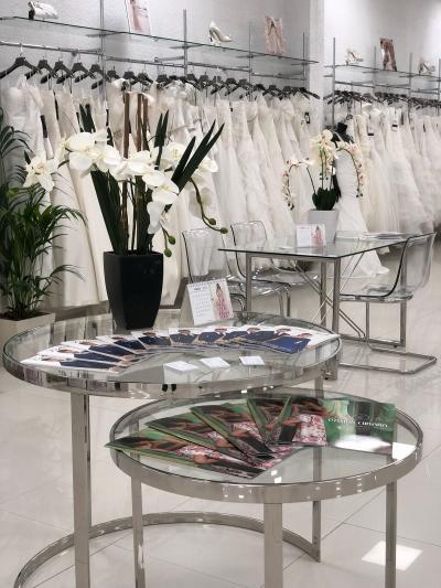 Vertize Gala: la tienda de vestidos de novia más grande de Zaragoza