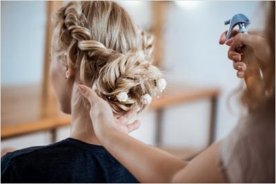 Los peinados de moda para ir de boda este año