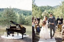 Canciones de piano para la ceremonia de tu boda