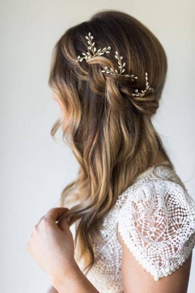 Un pelo perfecto y sano para el día de tu boda