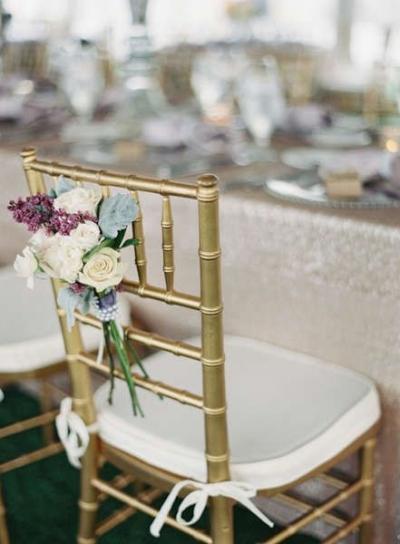 Mil ideas de mobiliario para decorar tu boda