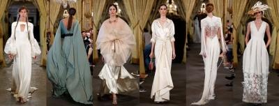 Atelier Couture 2017: Entre pasillos de palacio
