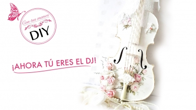 DIY: ¡Ponle música a tu boda!