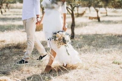 Las bodas también pueden ser sostenibles