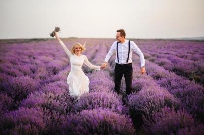 Mayo el mes perfecto para casarse