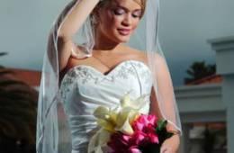 El velo de novia