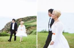 Alternativas a las estolas para novias