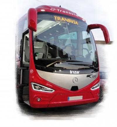 Autocares Transvia: toda la comodidad y seguridad para tus invitados