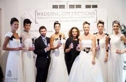 Las novias con estilo de Jesús Peiró en la Wedding Collections 2014