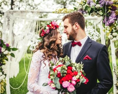 Colores tendencias para bodas  2021