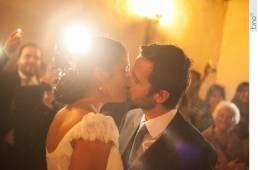 ¿Cuándo besar a la novia?