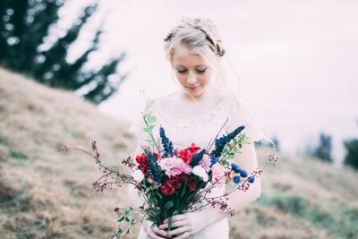 10 vestidos vintage para novia e invitada