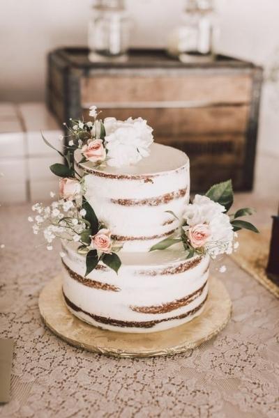 Elegir la tarta de bodas perfectas no será problema con estos pasos