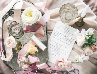 Lecturas en una boda