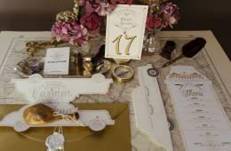 La importancia de la papelería y la gráfica en una boda