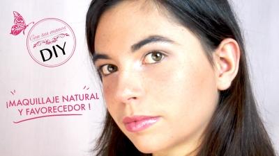 DIY: maquillaje natural para damitas de honor