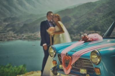 Top 10 de los mejores coches de boda en Madrid