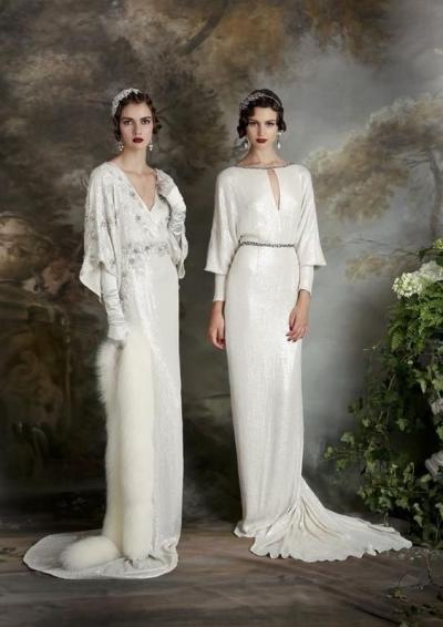 Los vestidos de novia vintage más bonitos
