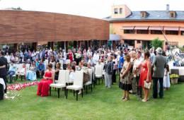 Altar en bodas civiles al aire libre