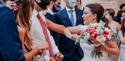 Organiza una boda divertida durante la nueva normalidad