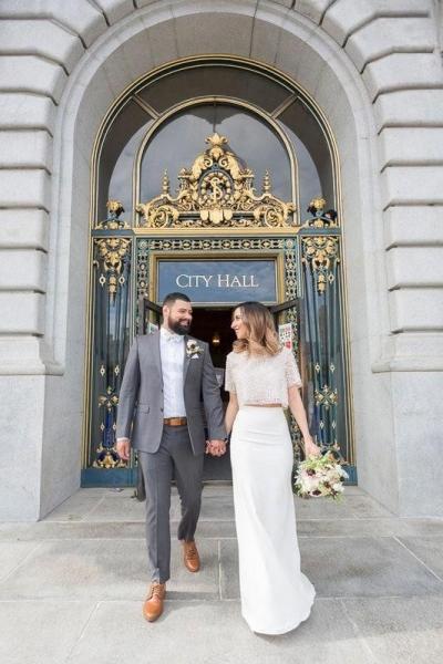 ¿Qué es necesario para una boda civil?
