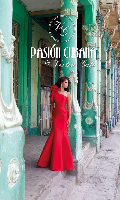 Pasión cubana, la pasarela de moda en Madrid