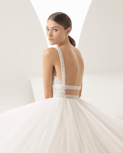 Top 10 vestidos de novia 2018 Rosa Clará