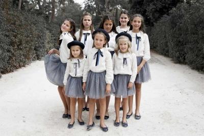 10 trajes de arras para niños