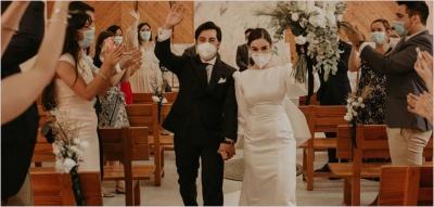 Organiza tu boda con la nueva normalidad