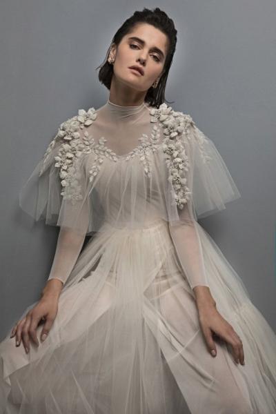 ¡Sáltate las normas! Vestidos de novia impresionantes