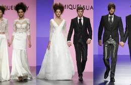 Miquel Suay confiere sentimiento al novio y la novio