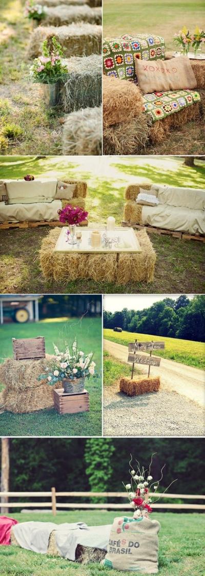 ¿Quieres celebrar una boda rústica?
