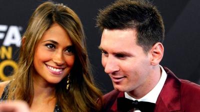Confirmado el hotel y menú de la boda de Messi