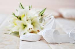 Los zapatos mas cómodos para la novia en su boda