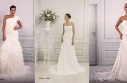 Doce vestidos de novia low cost por 300 euros de Vertize