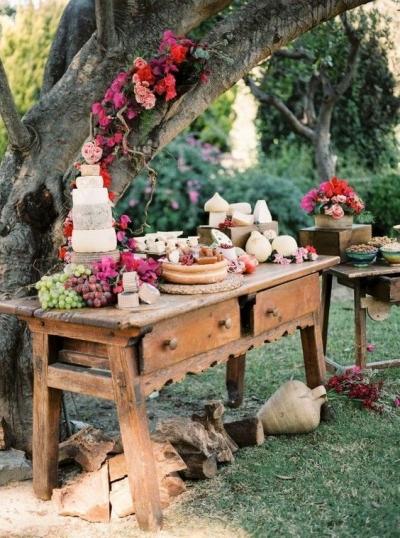 ¡Atención alergias alimentarias! Piensa en los invitados a tu boda