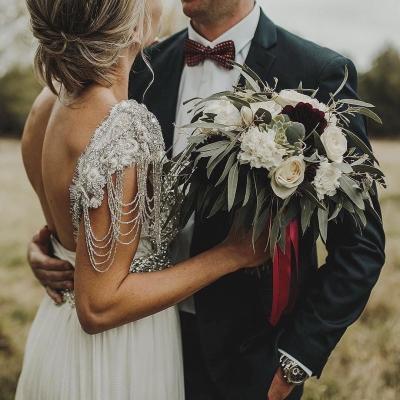 Cómo vestir para una boda en San Valentín