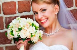 Consejos para la novia mas alta en el día de su boda