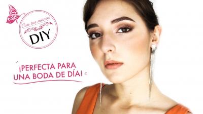 DIY: Maquillaje para una boda de día