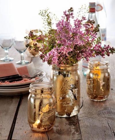 ¿Cómo puede ser la decoración floral de tu boda? Te damos algunas ideas