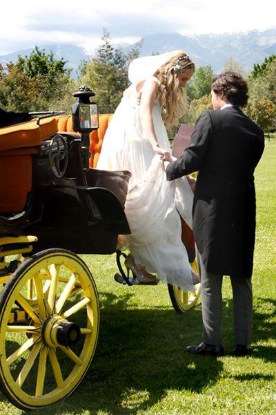 ¿Ya sabes qué coche llevarás a tu boda?