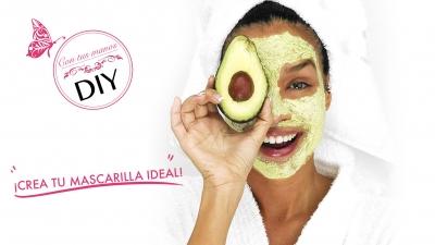 DIY: crea la mascarilla ideal para tu tipo de piel
